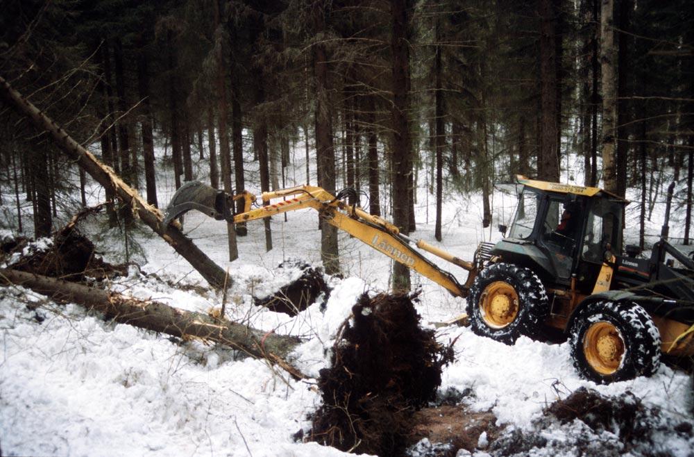 Järvi Suomen Traktori